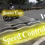 control internet speed